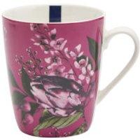 Joules Fine China Mug - Ruby Artichoke Floral
