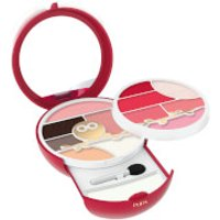 PUPA Owl Eye and Lip Palette - Red