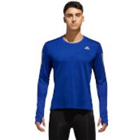 Adidas Men's Response Running Top - M - Blue