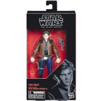 Hasbro Star Wars The Black Series Han Solo 6-Inch Figure - Star Wars Gifts