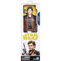 Hasbro Solo: A Star Wars Story 12-Inch Han Solo Figure - Star Wars Gifts
