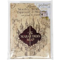 Harry Potter Maurader's Map A5 Notebook
