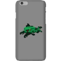 Nintendo Donkey Kong Silhouette Phone Case - iPhone 6 - Snap Case - Matte