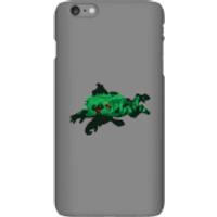 Nintendo Donkey Kong Silhouette Phone Case - iPhone 6 Plus - Snap Case - Matte