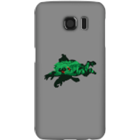 Image of Nintendo Donkey Kong Silhouette Phone Case - Samsung S6 - Snap Case - Matte