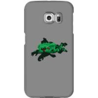 Nintendo Donkey Kong Silhouette Phone Case - Samsung S6 Edge - Snap Case - Gloss