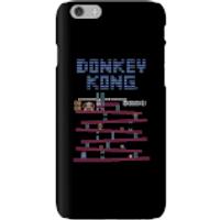 Nintendo Donkey Kong Retro Phone Case - iPhone 6 - Snap Case - Gloss - Retro Gifts