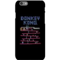 Nintendo Donkey Kong Retro Phone Case - iPhone 6S - Snap Case - Gloss - Retro Gifts