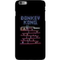 Nintendo Donkey Kong Retro Phone Case - iPhone 6 Plus - Snap Case - Gloss - Retro Gifts
