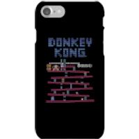 Nintendo Donkey Kong Retro Phone Case - iPhone 7 - Snap Case - Gloss - Retro Gifts