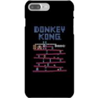 Nintendo Donkey Kong Retro Phone Case - iPhone 7 Plus - Snap Case - Gloss - Retro Gifts