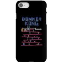Nintendo Donkey Kong Retro Phone Case - iPhone 8 - Snap Case - Gloss - Retro Gifts