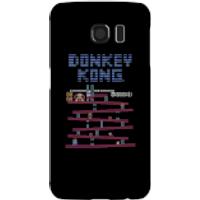 Nintendo Donkey Kong Retro Phone Case - Samsung S6 - Snap Case - Gloss - Retro Gifts