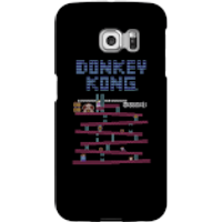 Nintendo Donkey Kong Retro Phone Case - Samsung S6 Edge Plus - Snap Case - Gloss - Retro Gifts
