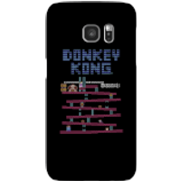 Nintendo Donkey Kong Retro Phone Case - Samsung S7 - Snap Case - Gloss - Retro Gifts