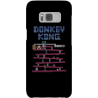 Nintendo Donkey Kong Retro Phone Case - Samsung S8 - Snap Case - Gloss - Retro Gifts