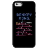 Nintendo Donkey Kong Retro Phone Case - iPhone 5/5s - Tough Case - Gloss - Retro Gifts