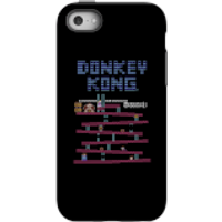Nintendo Donkey Kong Retro Phone Case - iPhone 5C - Tough Case - Gloss - Retro Gifts