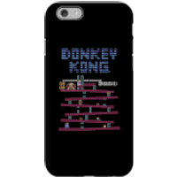 Nintendo Donkey Kong Retro Phone Case - iPhone 6S - Tough Case - Gloss - Retro Gifts