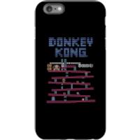 Nintendo Donkey Kong Retro Phone Case - iPhone 6 Plus - Tough Case - Gloss - Retro Gifts