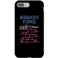 Nintendo Donkey Kong Retro Phone Case - iPhone 7 Plus - Tough Case - Gloss - Retro Gifts