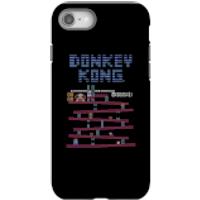 Nintendo Donkey Kong Retro Phone Case - iPhone 8 - Tough Case - Gloss - Retro Gifts
