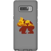 Funda móvil Donkey Kong Silueta Mangrove para iPhone y Android - Samsung Note 8 - Carcasa doble capa - Mate