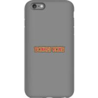 Funda móvil Donkey Kong Logo para iPhone y Android - iPhone 6 Plus - Carcasa doble capa - Brillante