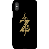 Nintendo The Legend Of Zelda Master Sword Phone Case - iPhone 8 Plus - Tough Case - Gloss