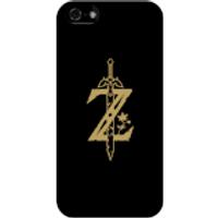 Nintendo The Legend Of Zelda Master Sword Phone Case - iPhone 5C - Snap Case - Matte