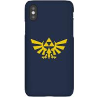 Nintendo The Legend Of Zelda Hyrule Phone Case - Samsung S7 Edge - Snap Case - Gloss