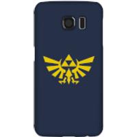 Nintendo The Legend Of Zelda Hyrule Phone Case - Samsung S6 - Snap Case - Matte