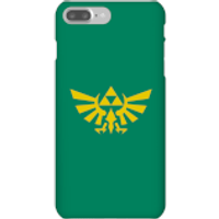 Nintendo The Legend Of Zelda Hyrule Phone Case - iPhone 7 Plus - Snap Case - Gloss - Zelda Gifts