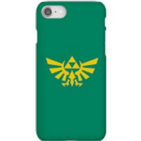 Nintendo The Legend Of Zelda Hyrule Phone Case - iPhone 8 - Snap Case - Gloss - Zelda Gifts