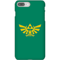 Nintendo The Legend Of Zelda Hyrule Phone Case - iPhone 8 Plus - Snap Case - Gloss - Zelda Gifts