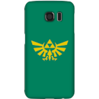 Nintendo The Legend Of Zelda Hyrule Phone Case - Samsung S6 - Snap Case - Gloss - Zelda Gifts