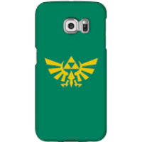 Nintendo The Legend Of Zelda Hyrule Phone Case - Samsung S6 Edge - Snap Case - Gloss - Zelda Gifts