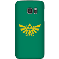 Nintendo The Legend Of Zelda Hyrule Phone Case - Samsung S7 - Snap Case - Gloss - Zelda Gifts