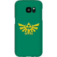 Nintendo The Legend Of Zelda Hyrule Phone Case - Samsung S7 Edge - Snap Case - Gloss - Zelda Gifts