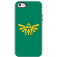 Nintendo The Legend Of Zelda Hyrule Phone Case - iPhone 5/5s - Tough Case - Gloss - Zelda Gifts