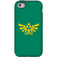 Nintendo The Legend Of Zelda Hyrule Phone Case - iPhone 5C - Tough Case - Gloss - Zelda Gifts