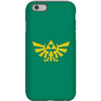 Nintendo The Legend Of Zelda Hyrule Phone Case - iPhone 6 - Tough Case - Gloss - Zelda Gifts