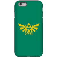 Nintendo The Legend Of Zelda Hyrule Phone Case - iPhone 6S - Tough Case - Gloss - Zelda Gifts