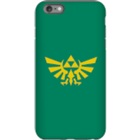 Nintendo The Legend Of Zelda Hyrule Phone Case - iPhone 6 Plus - Tough Case - Gloss - Zelda Gifts