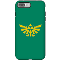Nintendo The Legend Of Zelda Hyrule Phone Case - iPhone 7 Plus - Tough Case - Gloss - Zelda Gifts