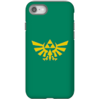 Nintendo The Legend Of Zelda Hyrule Phone Case - iPhone 8 - Tough Case - Gloss - Zelda Gifts