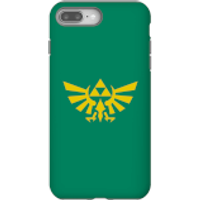 Nintendo The Legend Of Zelda Hyrule Phone Case - iPhone 8 Plus - Tough Case - Gloss - Zelda Gifts