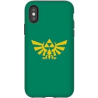 Nintendo The Legend Of Zelda Hyrule Phone Case - iPhone X - Tough Case - Gloss - Zelda Gifts