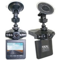 Viz Car 1080p 2.5 Inch Colour LCD Dash Cam with 270 Degree View - Black