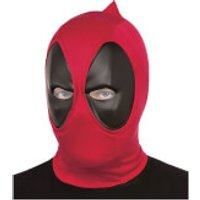 Deadpool Deluxe Fabric Overhead Mask - Deadpool Gifts